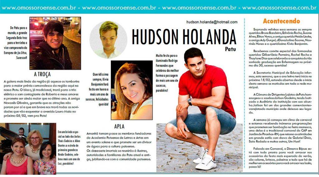 HUDSON-HOLANDA-23-01-16