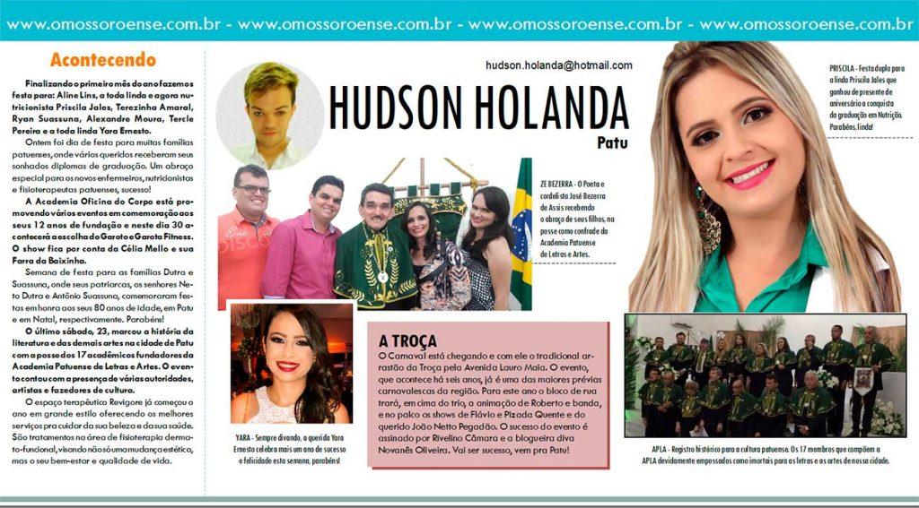 HUDSON-HOLANDA-28-01-16