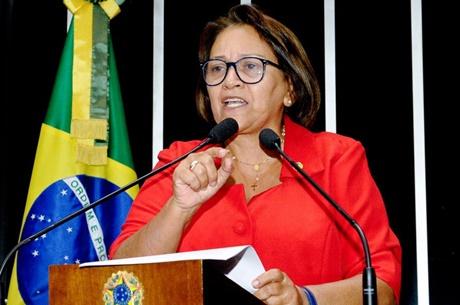 Senadora nega intervenção em audiência
