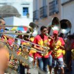 Blocos natalenses fazem a festa em polos espalhados pela cidade