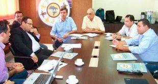Reunião definiu a criação de conselhos municipais de segurança pública