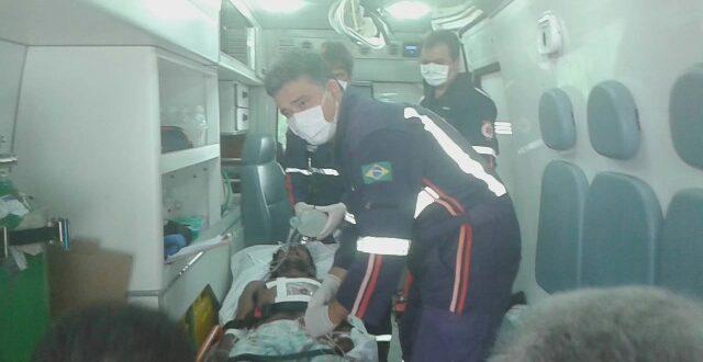 Francisco Edson não resistiu aos ferimentos e morreu no HRTM - Foto: Passando na Hora
