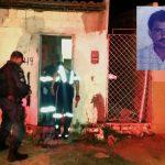 Homem assassinado dentro de casa na Favela do Fio