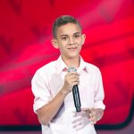 Elizaldo Alves se apresenta na segunda fase do The Voice Kids neste domingo