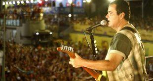 Ricardo Chaves é a principal atração do carnaval de Apodi Foto: GShow