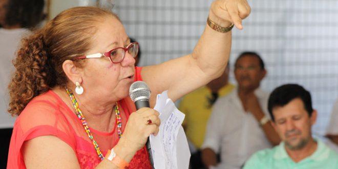 Sindicato aprovou indicativo de greve para a próxima segunda-feira, 07 (Foto: Lenilton Lima).